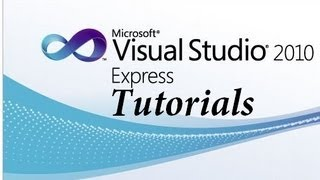 Visual Basic 2010 Express Tutorial - 3 - Databases