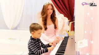 Обучение музыке малышей