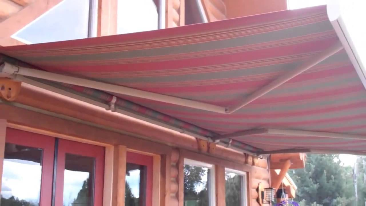 Austin Texas Retractable Awnings - YouTube