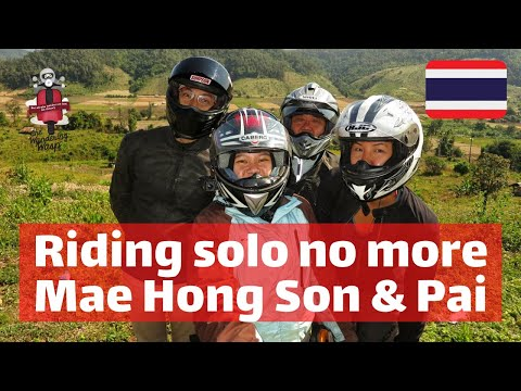 Ride North Thailand - Mae Hong Son and Pai