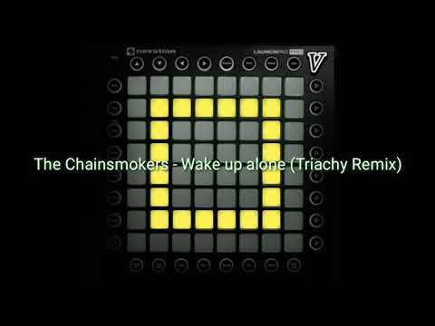 The Chainmosker ft jhene aiko wake up alone(Triachy Remix) //Unipad