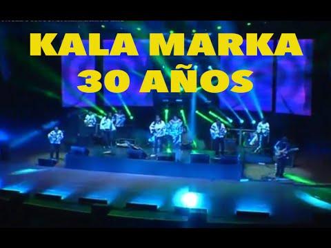 MÚSICA BOLIVIANA - KALAMARKA CONCIERTO PERU 30 AÑOS COMPLETO