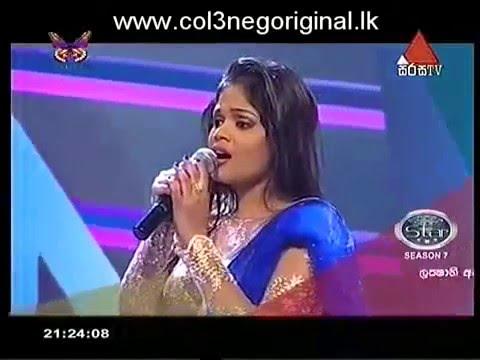 sirasa super star singer navel 002 | FunnyDog TV