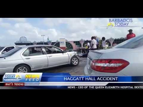 BARBADOS TODAY AFTERNOON UPDATE - August 18, 2016