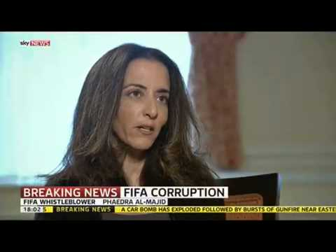 FIFA Whistleblower Offered FBI Protection
