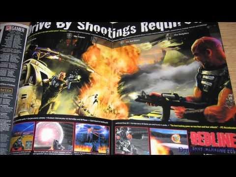 PC Gamer Magazine Ads (1998-1999)