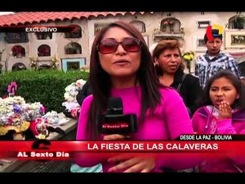 La Fiesta De Las Calaveras: Una Peculiar Celebración Desde El Corazón De Bolivia (1/3)