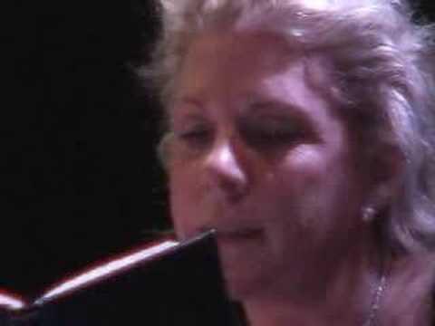 La Poeta Jennifer Clement (USA) en Chile Poesía