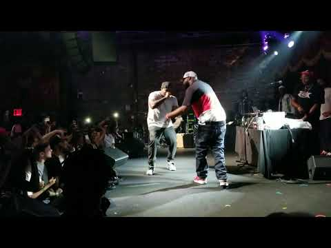 Ghostface Killah live at Brooklyn Bowl 9-15-17