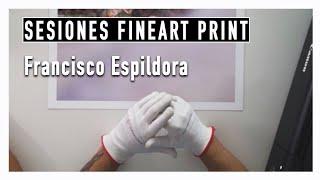 Sesiones FineArt Print: Francisco Espildora