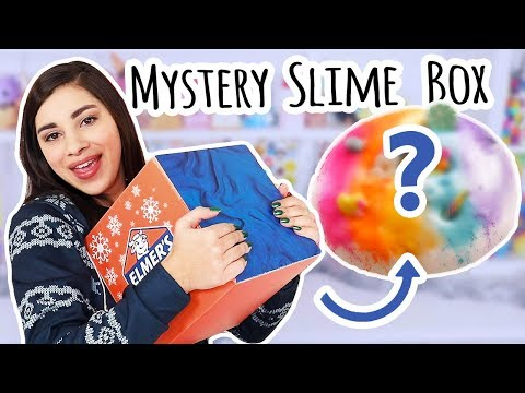 making-aesthetic-slimes-from-a-mystery-box-|-#elmerswhatif
