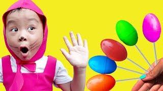Kinderlieder und lernen Farben lernen Farben Baby spielen Spielzeug Entertainment Kinderreime #34