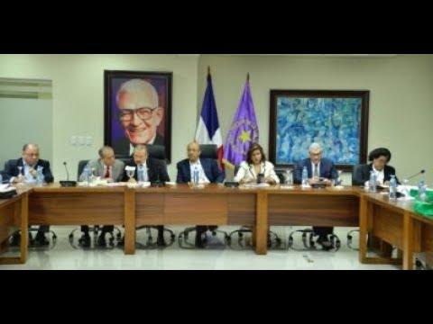 Comité Político completa vacantes dejada por renunciantes del PLD y ofrece respaldo a la JCE