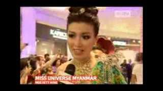 Mitv - Miss Universe: Pre-Pageant: Activities In...
