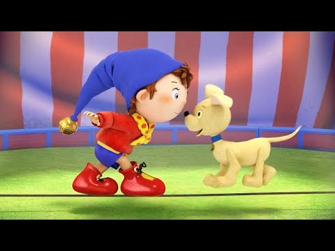 Noddy In Toyland | Circus in Toyland | Noddy English Full Episodes | Cartoons For Children