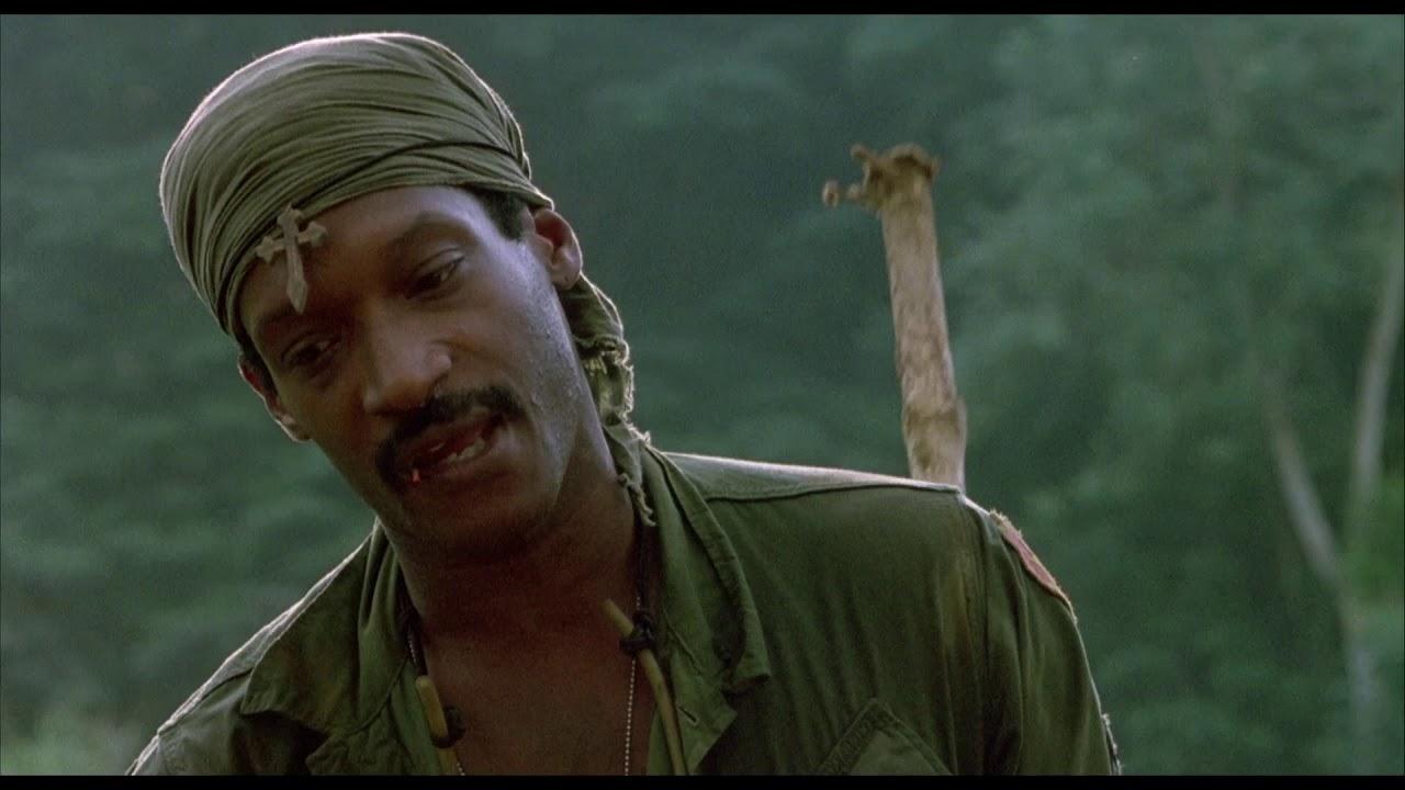 Download Platoon(1986) - Elias Reports Barnes Actions To Captain Harris