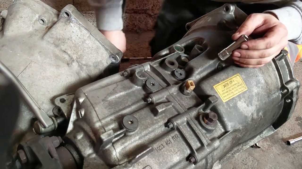 How to fix the leaning fifth gear in BMW ZF gearbox