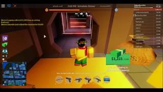 Getting max level on Jailbreak!!! , -roblox