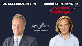 A VC WITH € 450M AUM | DANIEL KEIPER KNORR 🚀