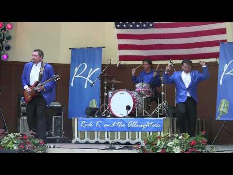 The Mad Drummer - Steve Moore - Rick K - Your Mamma Don't Dance
