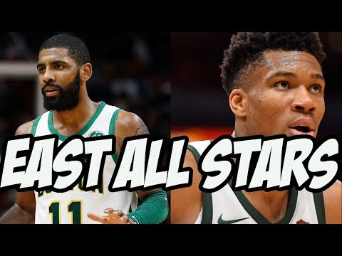 My NBA Eastern Conference All Stars For 2019