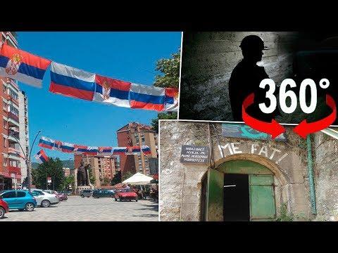 Pulverfass Kosovo I 360 Video