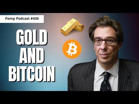 Pomp Podcast #436: Dan Tapiero on Gold and Bitcoin