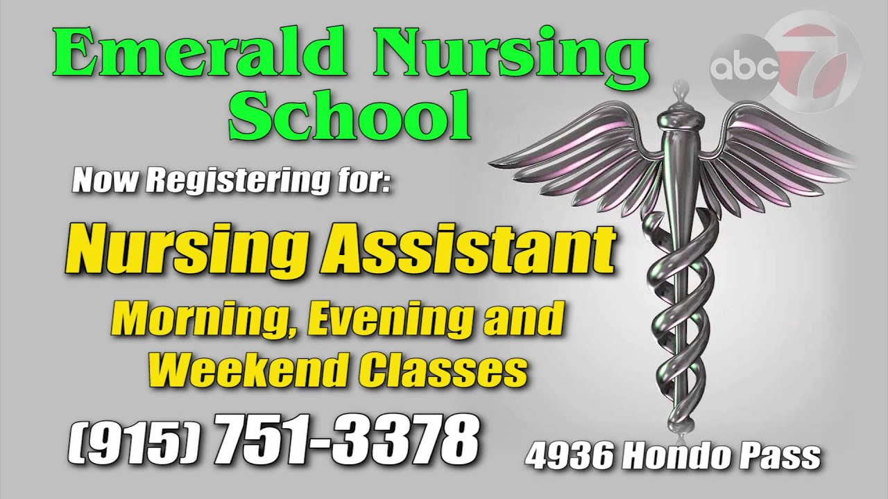 Emerald Nursing School Now Registering 011416 Revised Youtube