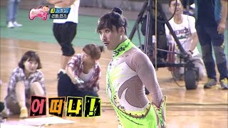 【TVPP】Noh Hong Chul -  New concept of Rhythmic gymnastics, 노홍철 - 신개념 리듬체조 개척자 @ Infinite Challenge