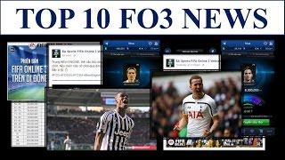 I Love FO3 | Nhịp Đập Fifa Online 3 #1 | Top 10 Tin Tức Hot Nhất Tuần Qua 21/03/2016