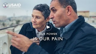 """""""Our Power is our Pain"""""""