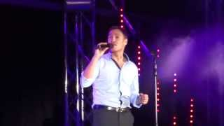 Nathan Moore - Brother Beyond - The Harder I Try - Butlins Ultimate 80