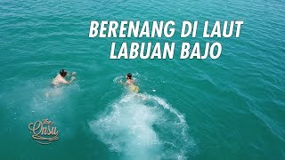 The Onsu Family - BERENANG DI LAUT LABUAN BAJO
