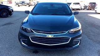 2018 Chevrolet Malibu LS with Rear Vision Camera, Remote Entry, 1.5L Turbocharged 4Cyl. & More!