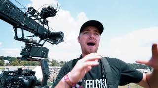 Reelbros take on Moonrise Festival (Behind the Scenes) |Reelbros TV