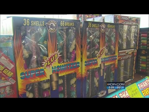Vancouver weighs personal fireworks ban
