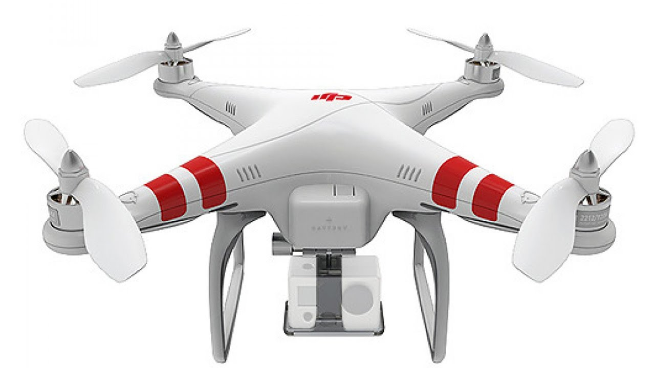 Not A Review DJI Phantom 111 Unboxing