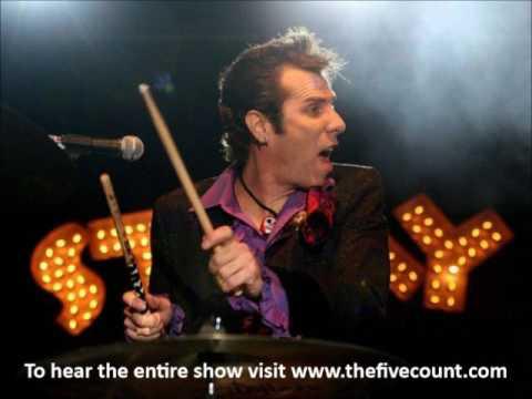 The Stray Cats - Slim Jim Phantom Interview