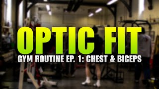 OpTic Fit Gym Routine Ep.1