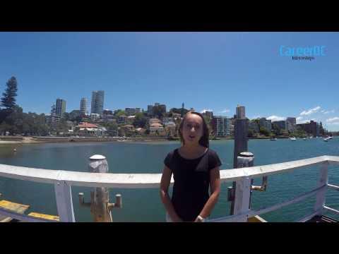 Internship in Australia ~ Roxane CareerDC Intern Testimonial