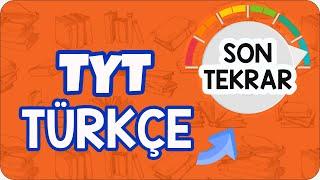 TYT Türkçeyi Tek Videoda Full Tekrar Et