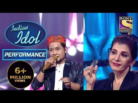 "क्यों रुक गया Pawandeep ""Hothon Se Chhu Lo Tum"" गाते - गाते? | Indian Idol Season 12"