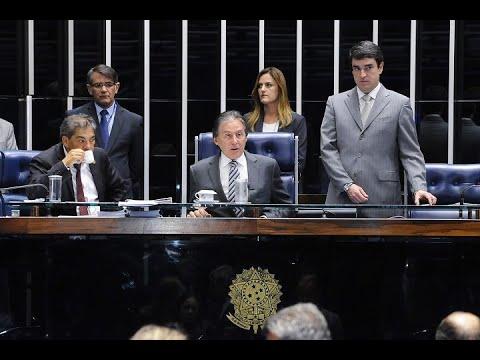 Eunício Oliveira anuncia novos serviços da Secretaria de Comunicação Social do Senado
