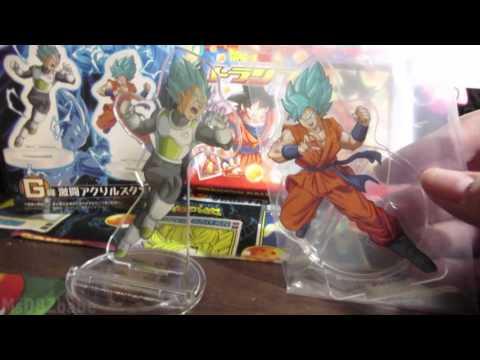 Ichiban Kuji Dragon Ball Super Acrylic Memo Stand