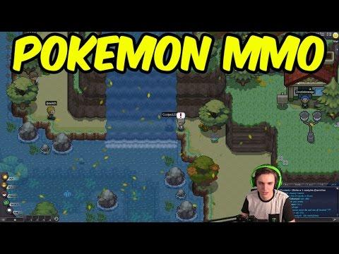 HOLY SH*T Pokemon MMO (Pokemon Revolutions)