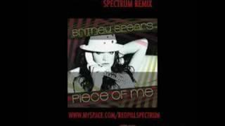 Britney SPEARS piece of me SPECTRUM REMIX