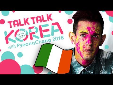 Talk Talk Korea 2017 Diego Micheli