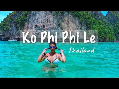 Ko Phi Phi Le Island, Thailand | Phi Phi Island, Maya Bay, Pileh Lagoon, Viking Cave | Phuket, Krabi