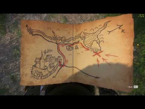 Kingdom Come Karte Komplett.Kingdom Come Deliverance Treasure Map Xx