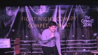 Fight Night Comedy Zone